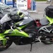 緑ダボ-CBR600RR